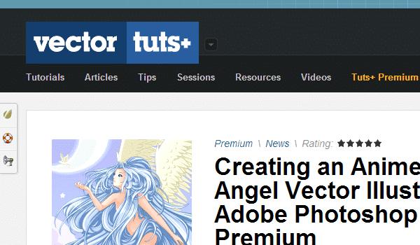 5 Vector Art Tutorials Resource