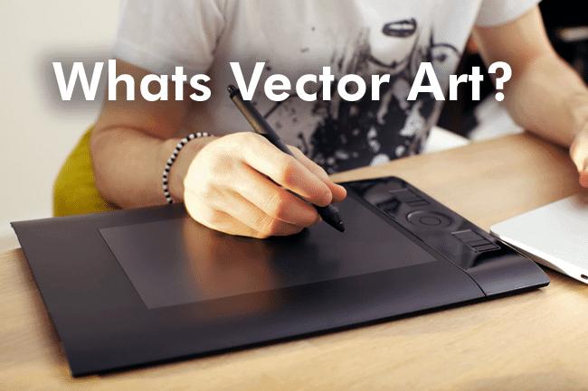 What is Vector Art