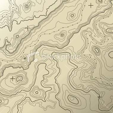 topography-vector-background