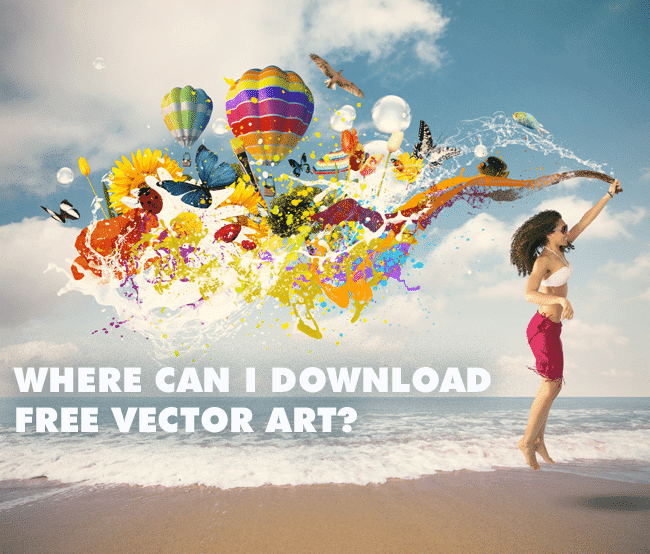 Where can i download Free Vector Art?