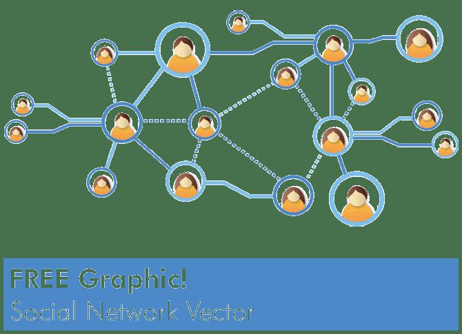free-vectors---Social-Network-Vector