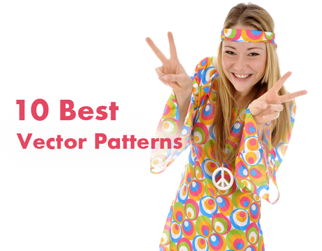 10 Best Vector Patterns