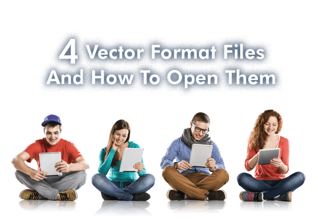 4 Vector Format Files And How To Open Them