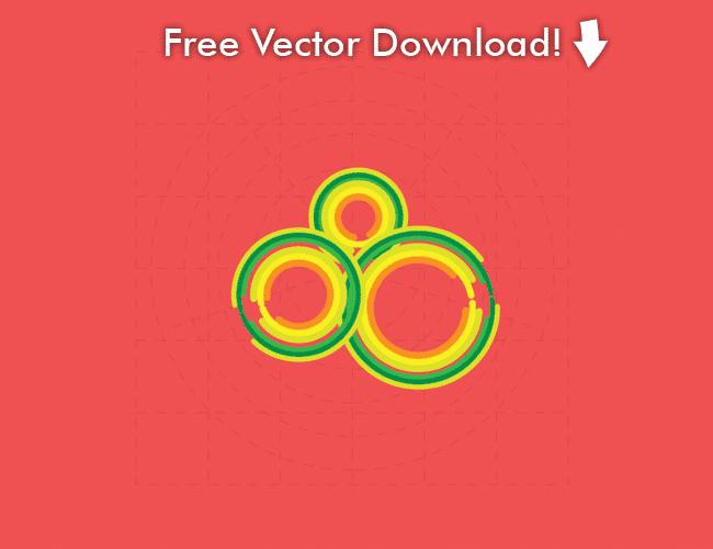 Free Abstract Vector - VectorGuru