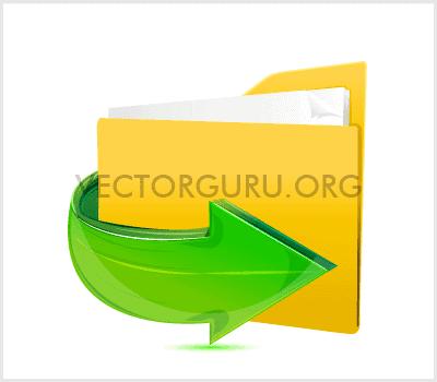 Rich Download Vector