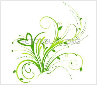 Retro Floral Artwork 3