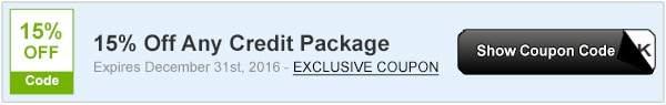 bigstock credit promo code